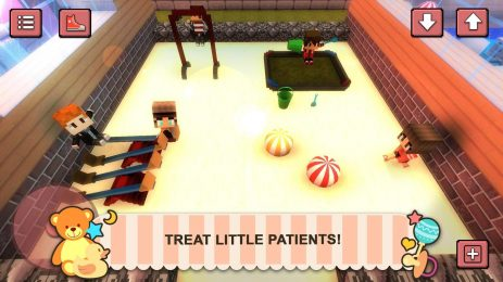 Скриншот Baby Hospital Craft