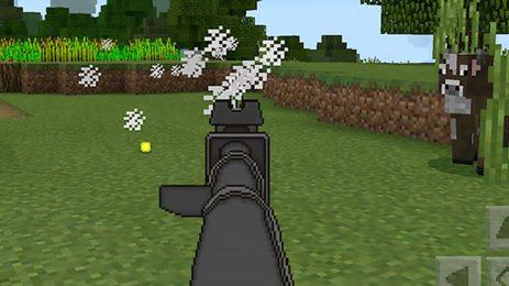 Скриншот guns mod