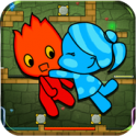 Redboy and Bluegirl in Light Temple Maze icon