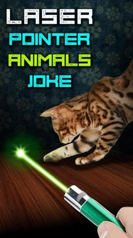 Скриншот Laser Pointer Animals Joke