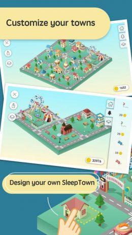 Скриншот SleepTown