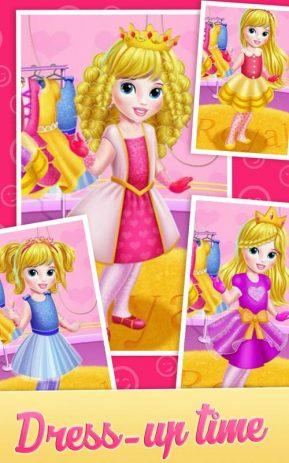 Скриншот Princess Castle Room