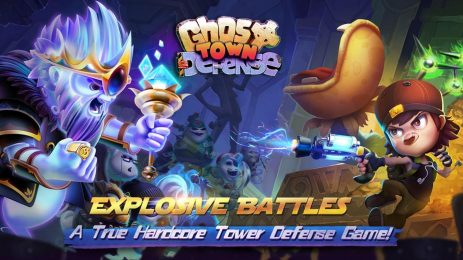 Скриншот Ghost Town Defense