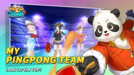 Скриншот Ping-Pong Star: World Slam