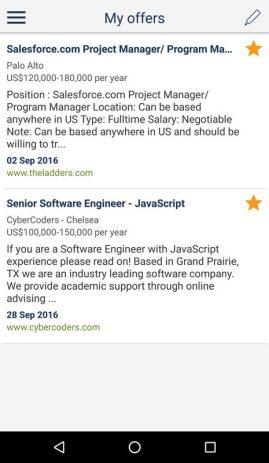 Скриншот Jobs 3