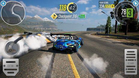 Скриншот CarX Drift Racing 2