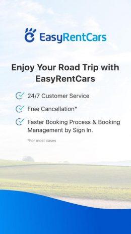 Скриншот EasyRentCars 4
