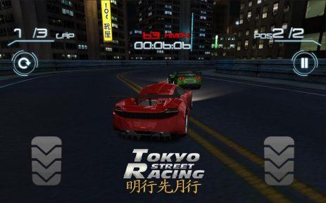 Скриншот Street Racing Tokyo