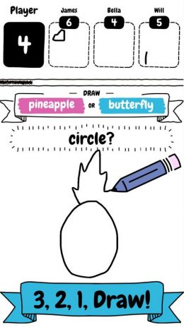 Скриншот Draw it
