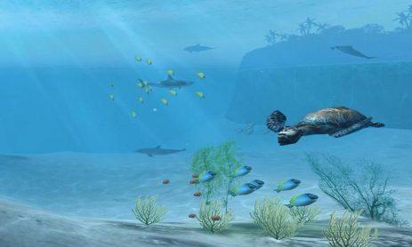 Скриншот Shark VR sharks games for Google Carboard