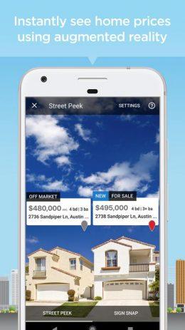 Скриншот Realtor.com Real Estate: Homes for Sale and Rent 1