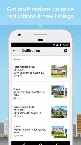 Скриншот Realtor.com Real Estate: Homes for Sale and Rent 3