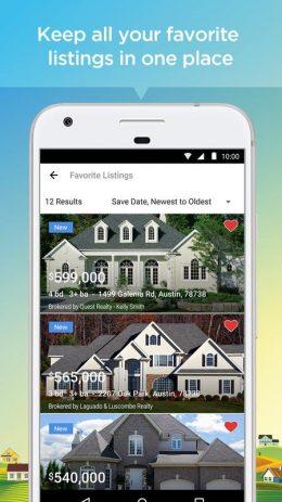 Скриншот Realtor.com Real Estate: Homes for Sale and Rent 4