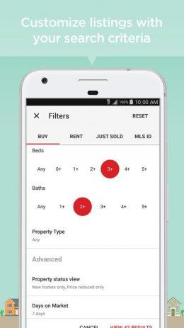 Скриншот Realtor.com Real Estate: Homes for Sale and Rent 6