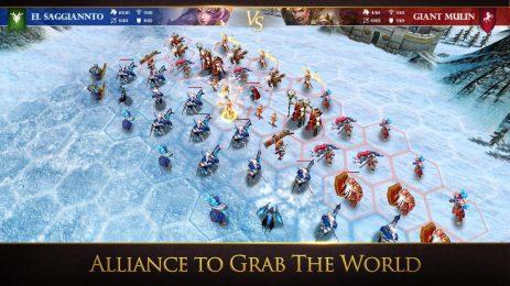 Скриншот Magic vs Power