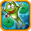 Frog Jump – Don't Tap The Wrong Leaf
