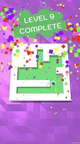 Скриншот Roller Splat!