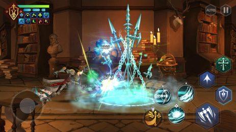 Скриншот Magia: Charma Saga