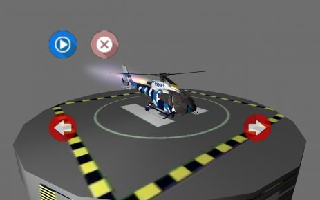 Скриншот Helicopter Simulator 3D