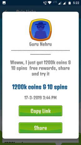 Скриншот Daily Rewards
