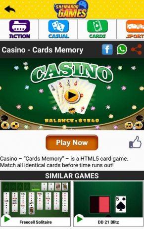 Скриншот Shemaroo Games