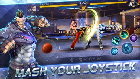 Скриншот Final Fighter