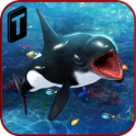 Killer Whale Beach Attack 3D - icon