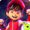Cover art of «BoBoiBoy Galaxy Run: Fight Aliens to Defend Earth!»