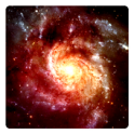 Space Galaxy Live Wallpaper - icon