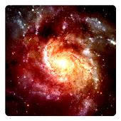 Cover art of «Space Galaxy Live Wallpaper» - icon