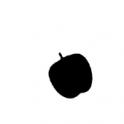 Bad Apple!! Live Wallpaper - icon