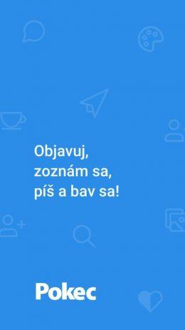 Скриншот Pokec.sk 0