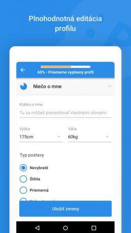 Скриншот Pokec.sk 5