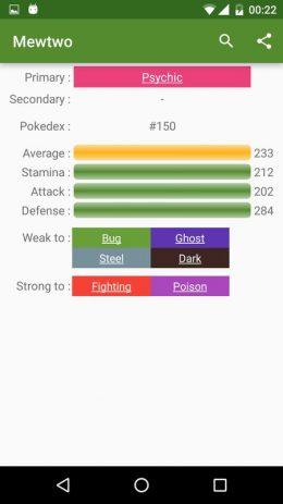 Скриншот Cheats for Pokemon GO 1