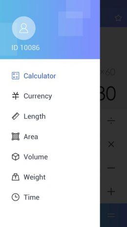 Скриншот Super Calculator