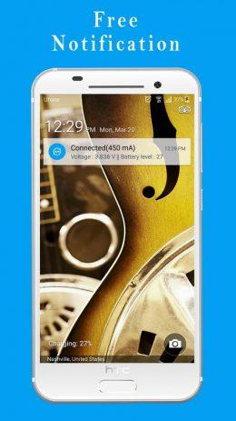 Скриншот Ampere Meter 2