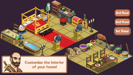Скриншот Medieval Life