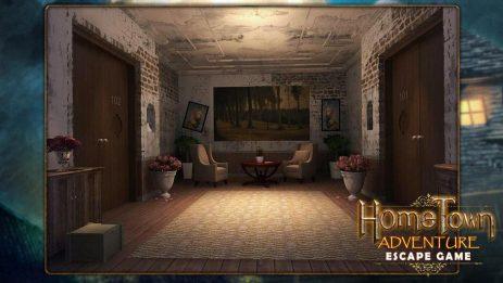 Скриншот Escape game:home town adventure