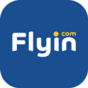 Flyin.com – Flights and Hotels - icon