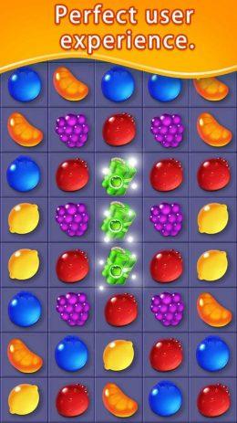 Скриншот Sweet Candy Story