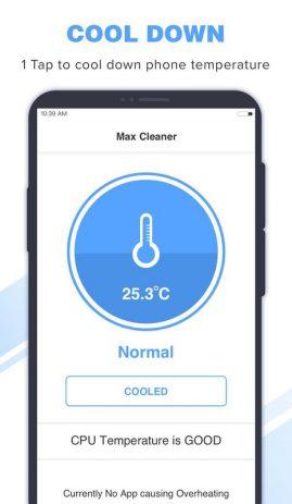 Скриншот Max Cleaner 0