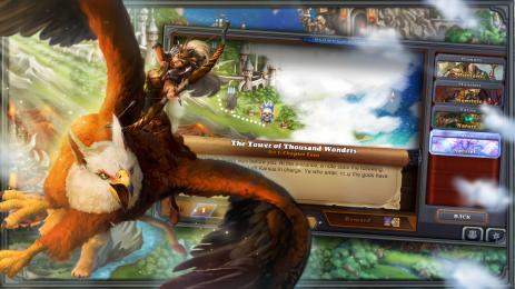Скриншот Runewards: Strategy Digital Card Game