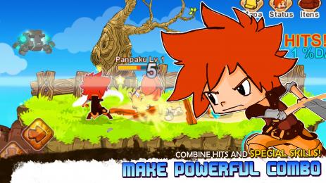 Скриншот Breaking Gates