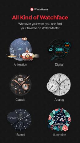 Скриншот WatchMaster 4