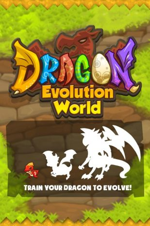 Скриншот Dragon Evolution World