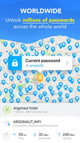 Скриншот WiFi Map 3