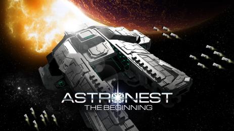 Скриншот ASTRONEST