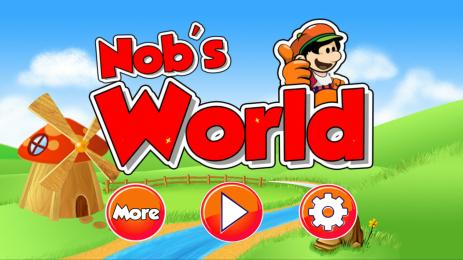 Скриншот Nob's World