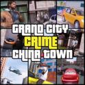 Grand City Crime China Town Auto Mafia Gangster - icon
