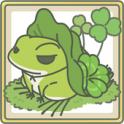 Tabikaeru: Travel Frog - icon
